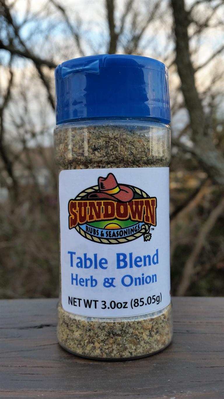 Table Blend Seasoning